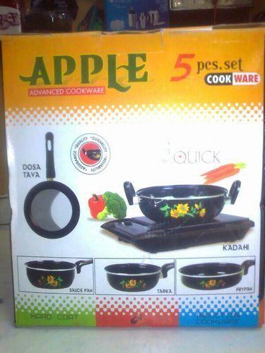 Cookware Sets - Apple 5 Piece Set