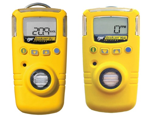 CALIBRATION OF SINGLE GAS DETECTOR