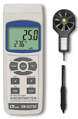 Lux Meter and Anemometer Calibration Service