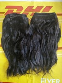 Weft Straight hair