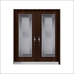 Panel Glass Doors