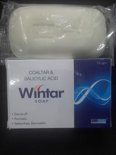 Coal Tar  & Salicylic Acid Soap