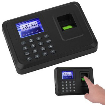 Fingerprint Attendance Recorder