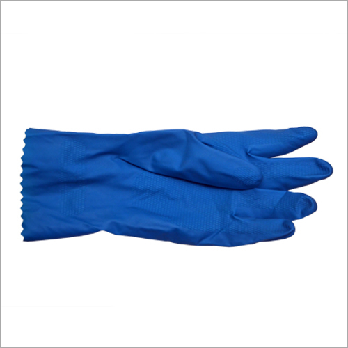 Rubber Safety Gloves