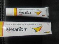 Mometasone 0.1% W/W+Terbinafine 1% W/W Cream