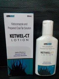 Ketoconazole 2% + Coal Tar 2% Lotion