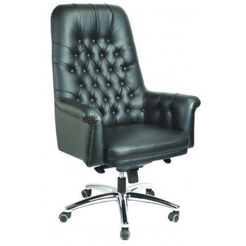 Rotating Leather Chair