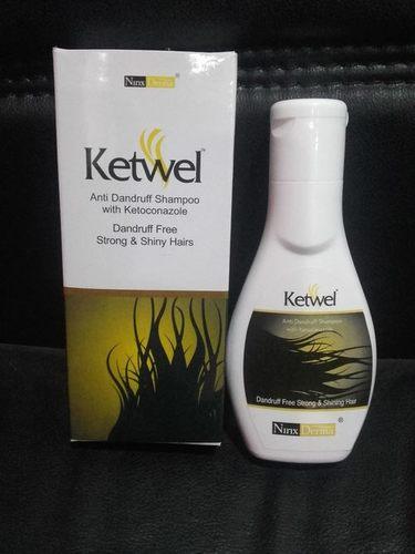 Ketoconazole 2% W/V + Zpto 1% W/V Shampoo