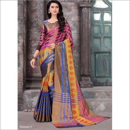 Ladies Modern Sarees