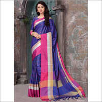 Ladies Cotton Silk Sarees
