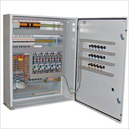 Custom Built Control Panel
