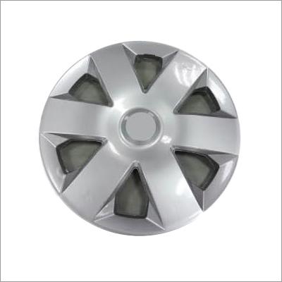 Silver Wheel Cover