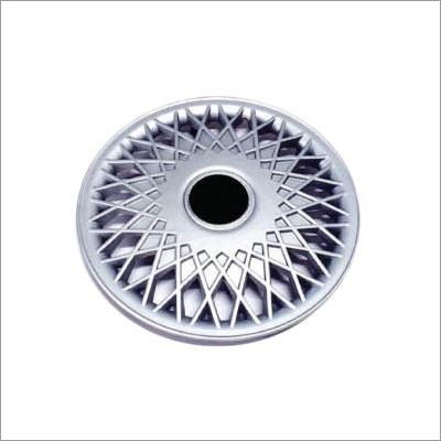 Silver ABS Wheel Cover