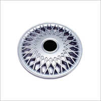 Silver ABS Wheel Cover
