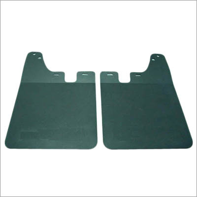 Automobile Mud Flap