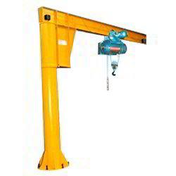 Geared Jib Crane