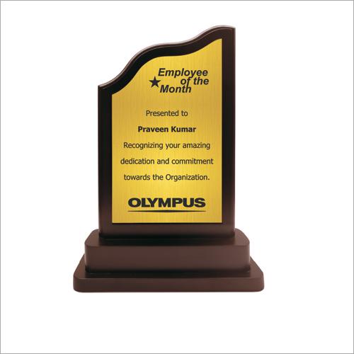 Wooden Trophy Manufacturer Supplier In Jasola Vihar