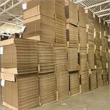 Corrugated Cardboard Sheets