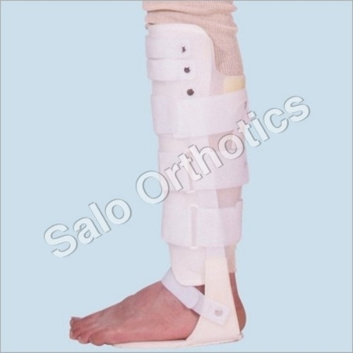 PTB BRACE WITH FOOT PLATE