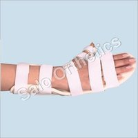 STATIC HAND SPLINT
