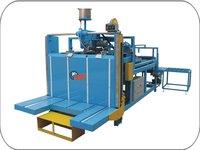 Semi Auto Folder Gluer Machine