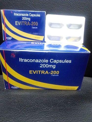 ITRACONAZOLE 200 MG. CAPSULE