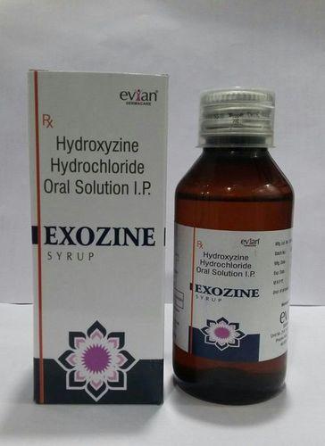 Exozine Syrup