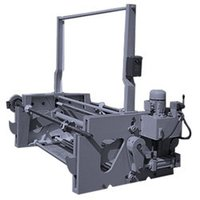 Hydralic Shaftless Mill Reel Stand