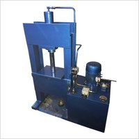 Double Action Deep Draw Hydraulic Press Machine