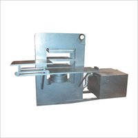 Rubber Sole Press Machine With Trolley