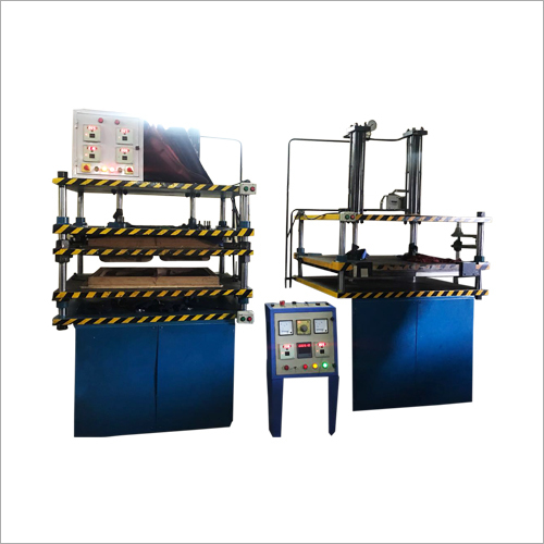 Car 3D Mat and Traveling Bag Cell Making Machine