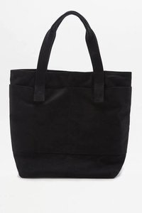 Solid Black Totes