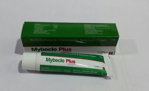 Beclomethasone 0.025%w/w +Clotrimazole 1% w/w+Neomycin 0.5% w/w