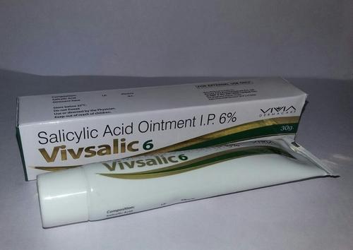 Vivsalic-6 Ointment