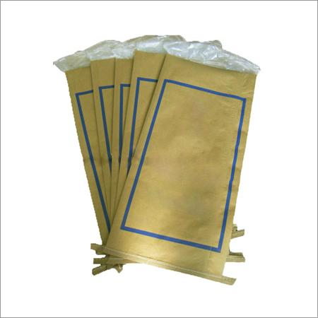 Sewn Paper Bag