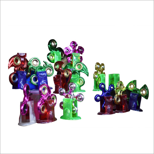 Colored Fidget Spinners