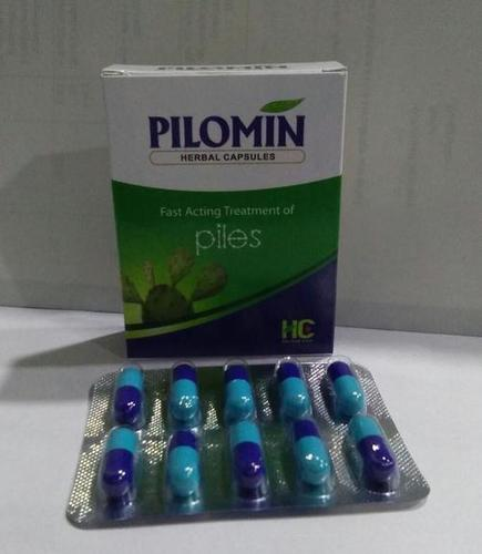 Capsules for Heal & cure piles ,regularise belly movement