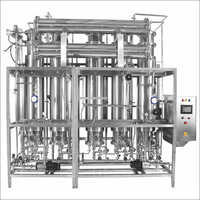 Pharmaceutical Multi Column Distillation Plant