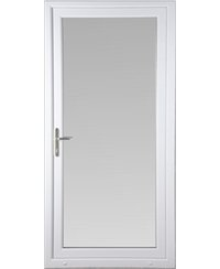 Plain Upvc Door