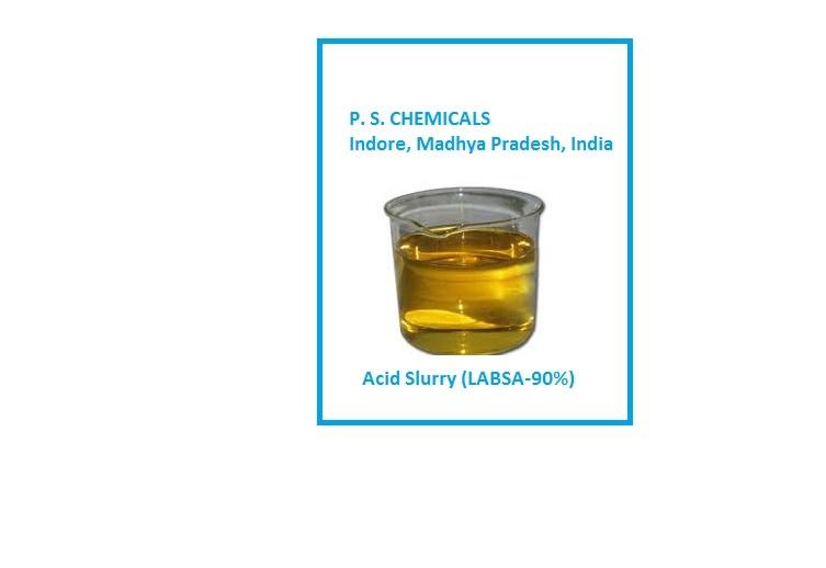 Acid Slurry (LABSA- (90%)
