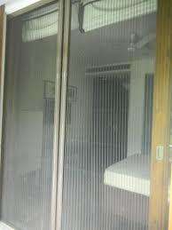 UPVC Mesh Doors