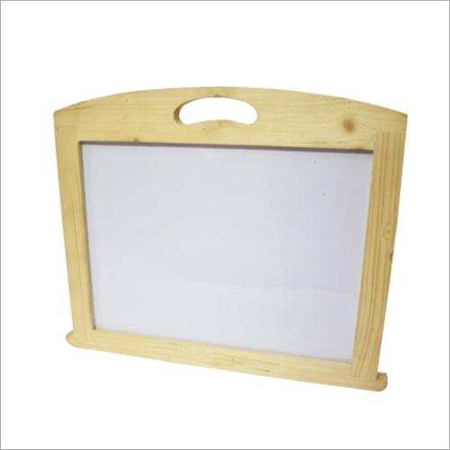 Wooden Educational Slate