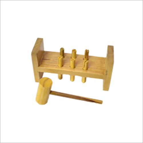 Wooden Hammer Toy
