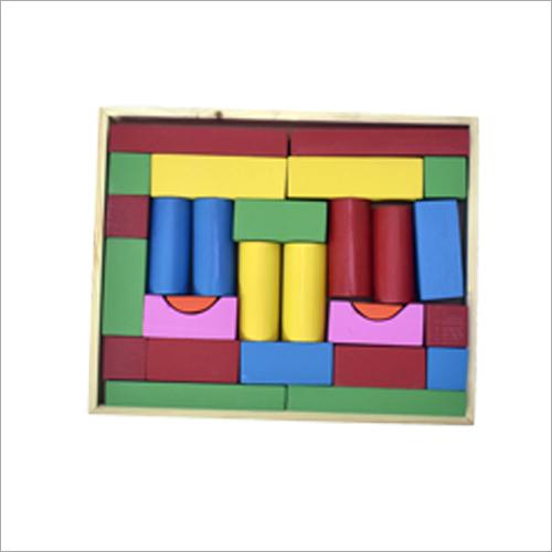 Wooden Building Block