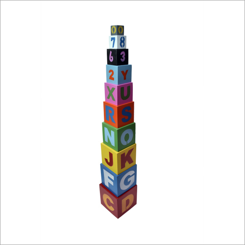 Educational Hollow Wooden Tower