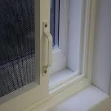 UPVC Mesh Windows