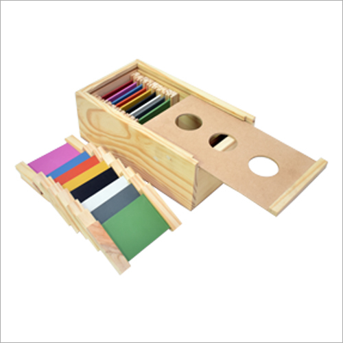 Color Tablet Box