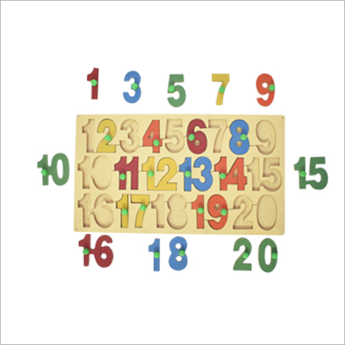 Educational Wooden Boxes