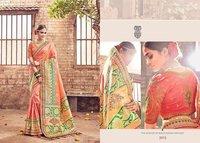 Heavy Designer Silk Festival Saree
