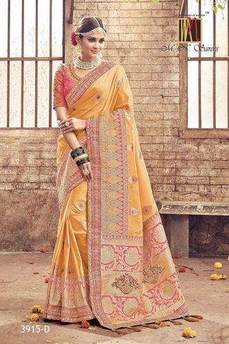 Indian Designer Fancy Party Wear Saree